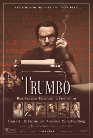 Trumbo 2015 movie poster